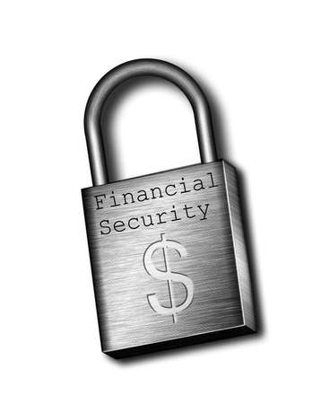 Financial Security Stock Photo - 539643