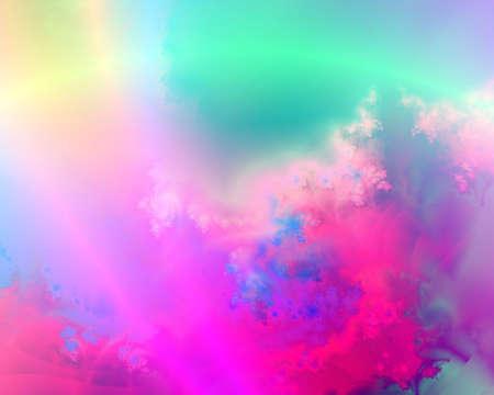 A fractal Banco de Imagens