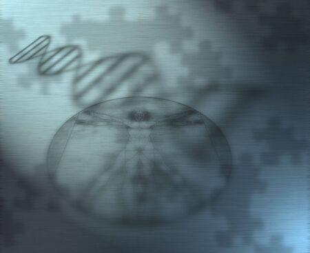 health questions: DNA Puzzle Medical