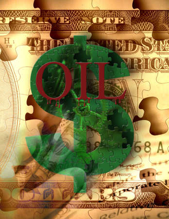 corporate greed: Oil and corporate greed