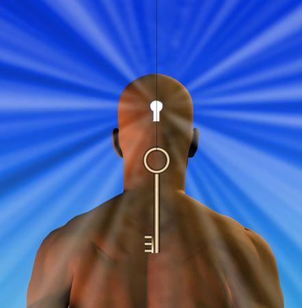 Enlightened Mind Key photo