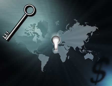 secure growth:  Key to wealth and power
