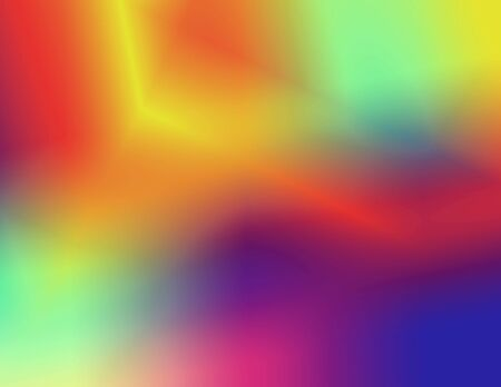 Soft colorful glowing background