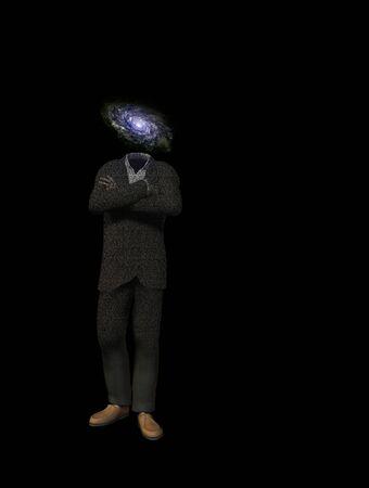 godlike: Cosmic Man