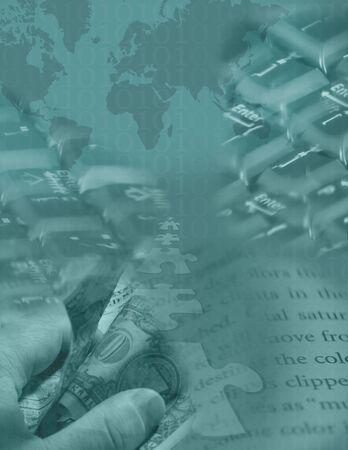 Digital Global Puzzle