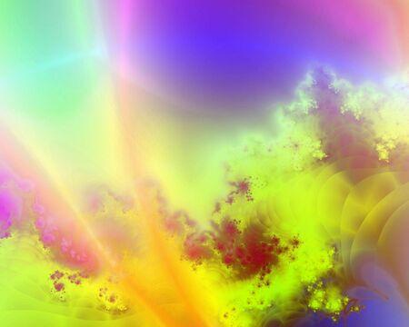 A wonderful fractal background