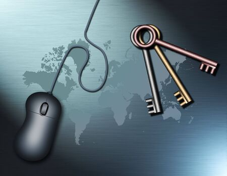 The Internet: Keys to the World