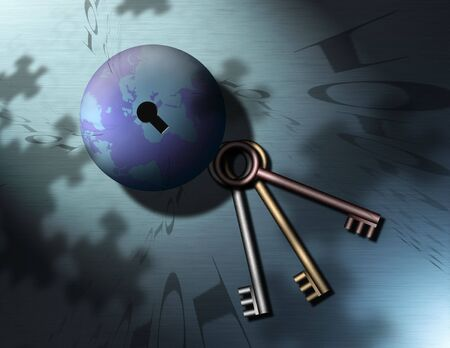 Keys to unlock the new business puzzle photo