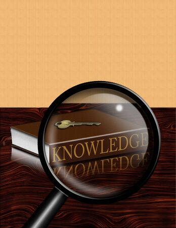 hard to find: Magnify Knowledge