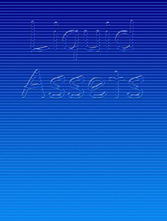 Liquid Assets Literal