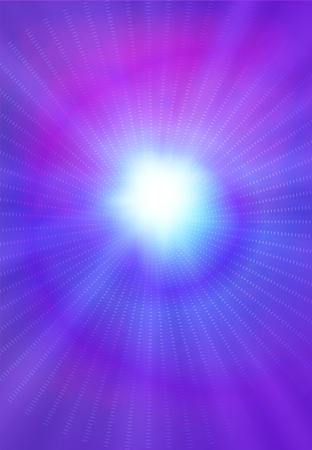 Hi-Res Beams of Light Stock fotó