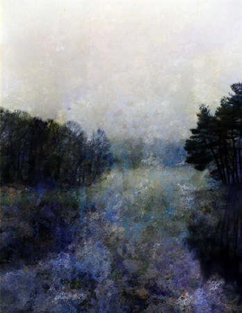 mpressionist Landscape photo