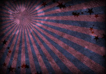 Grunge Rays Reklamní fotografie
