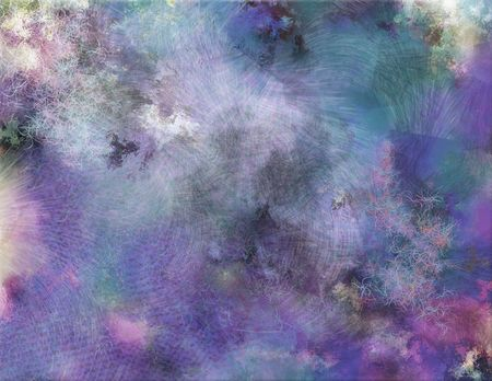 Painterly Textured Background photo