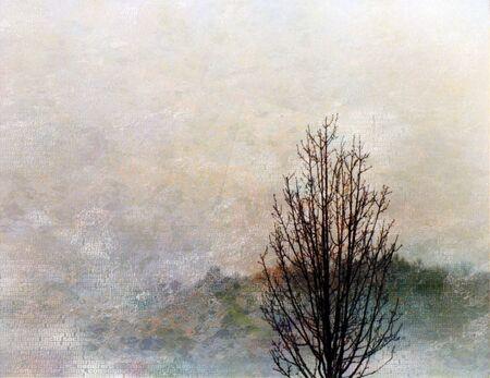 Impressionist Tree