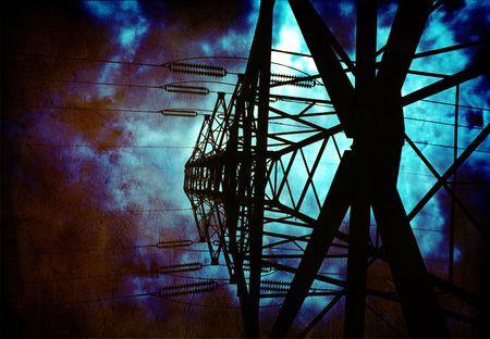 telegraphs: High Tension Power Lines