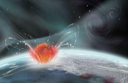 planetary: Planetary Imapact