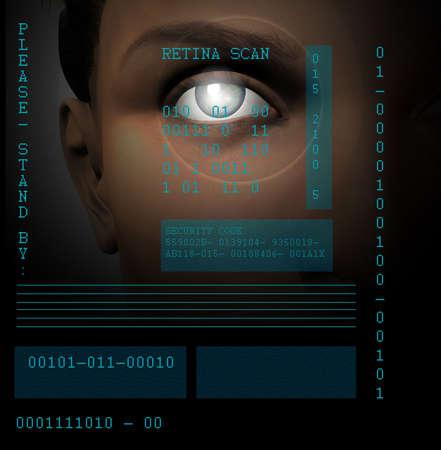 retina: Retina Scan