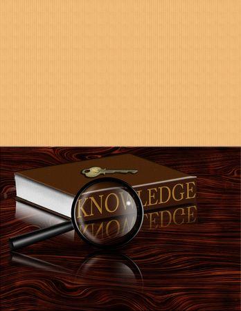 Magnify, key knowledge photo