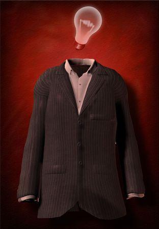 Idea Suit Stock Photo - 2109760