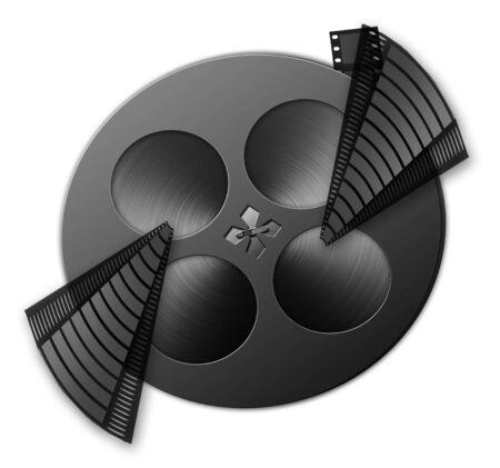 Hi- Res Film and reel