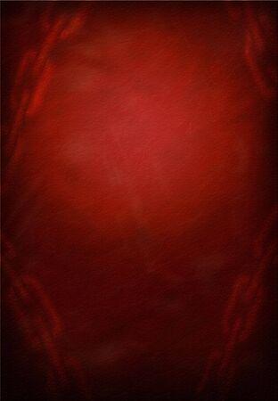 Red Grunge photo