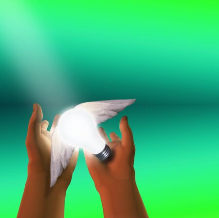 The better idea takes flight Stock Photo - 2272439