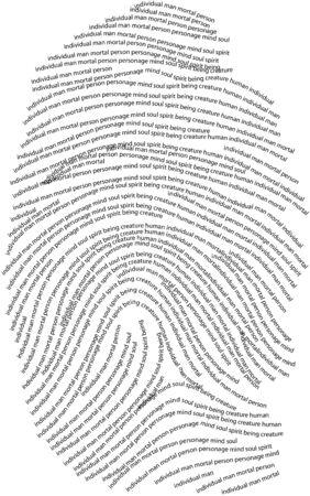 Simple Vector Fingerprint Иллюстрация