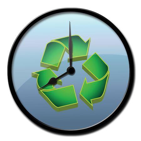 時間をリサイクル