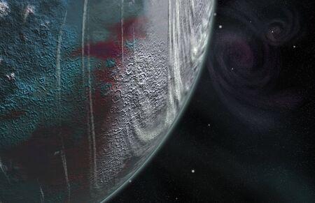 外国人の惑星と宇宙