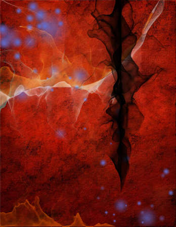 Abstract Red Imagens - 2766322