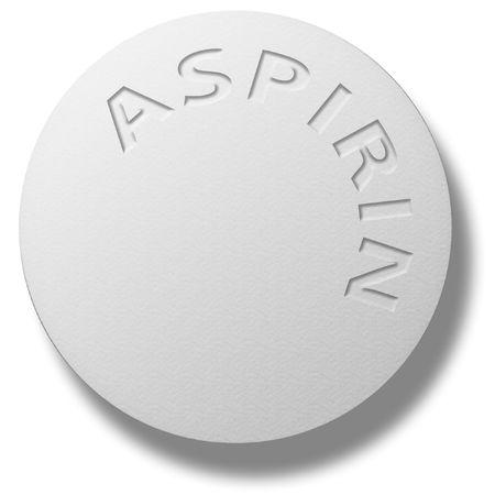 aspirin: Aspirin Tablet