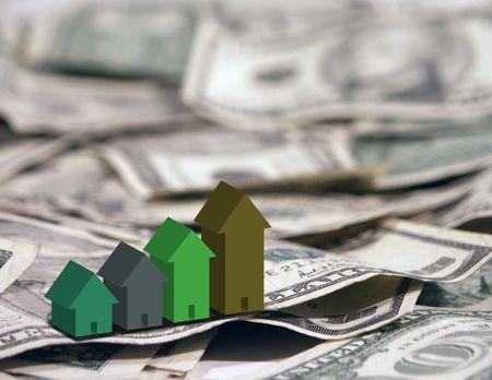 housing market: Housing Market Stock Photo