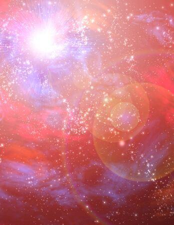 starscape: Red Starscape