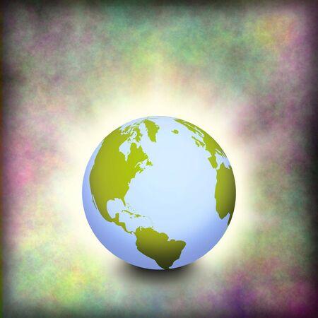The Earth photo