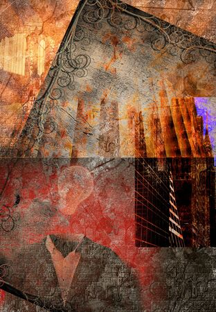 composition:  Abstract Composition