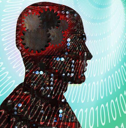 thinking machines: Technology Human