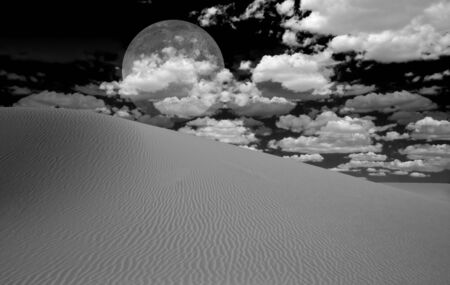 Desert Dune Stock Photo - 3816733