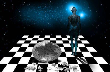 dreamlike: Sci Fi