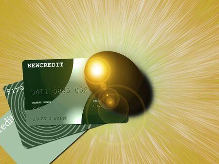 Savings and credit photo