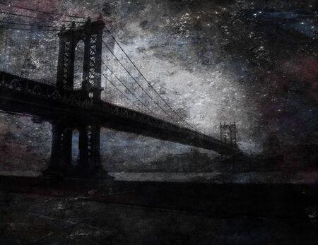Ponte con Stars  Archivio Fotografico - 4274112
