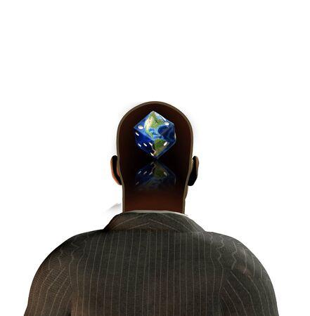 Global gamble mind photo