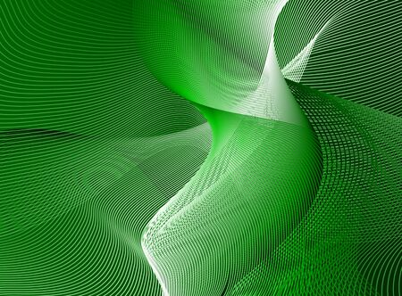 Green Abstract Stock Photo - 4359847