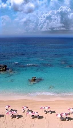 Bermuda Beach Stock Photo - 4377034