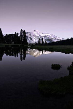 western usa: North western USA high mountian landscape