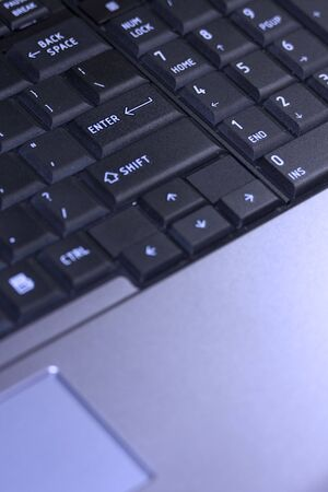 Laptop Keyboard Stock Photo - 4661767