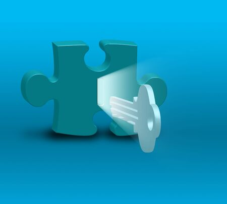 Puzzle Key photo