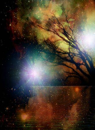 Spiritual Composition photo