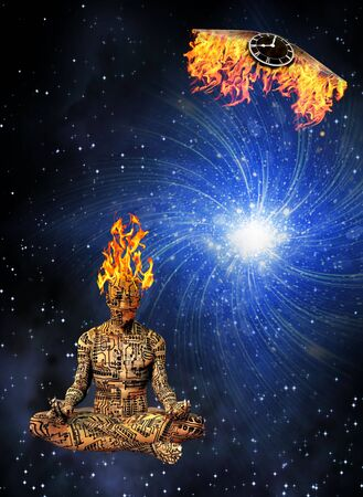 Meditation Burning