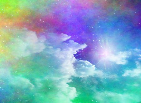 astral: Space Stock Photo